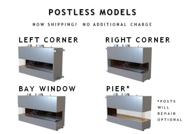 Postless Models